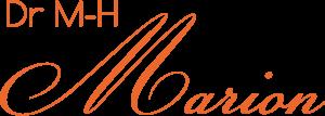 Dr Marion Logo